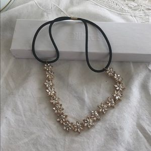 Accessories - Headband Gold Tone Box Included Never Worn